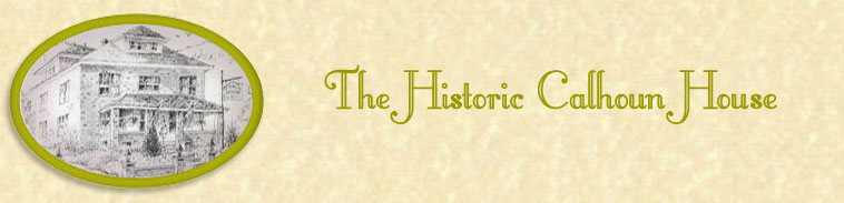 Historic Calhoun House Hotel Logo
